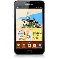 Samsung Galaxy Note 16GB blau
