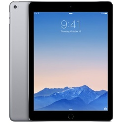 Apple iPad Air 2 mit Retina Display 9.7 128GB Wi-Fi + LTE spacegrau