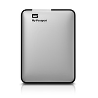 Western Digital My Passport for Mac 500GB silber (WDBL1D5000ABK-EESN)