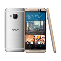 HTC One M9 Prime Camera Edition gold auf silber
