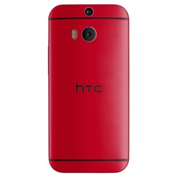 HTC One M8 16GB rot