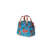 Basil Schultertasche Bloom Girls Carry All diva blau