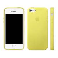 Apple iPhone 5s Case Gelb