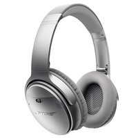 Bose QuietComfort 35 Wireless silber