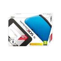 Nintendo 3DS XL blau