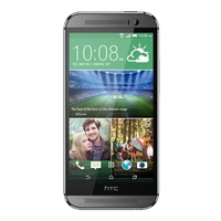HTC One M8 16GB metallgrau Prepaid