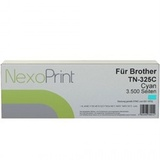 NexoPrint Toner Cyan für Brother TN325C - NX-TN325C
