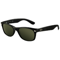 Ray Ban New Wayfarer RB2132 901 black / crystal green