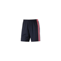 adidas FC Bayern München Herren Champions League Short 2015/2016 night navy/flash red XXL