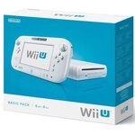 Nintendo Wii U Basic Pack 8GB weiß