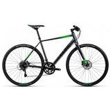 Cube SL Road Pro 28 Zoll RH 59 cm grey/black/flashgreen 2016