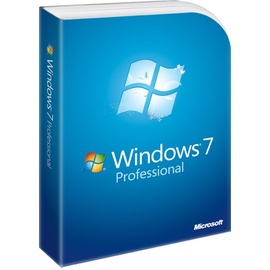 Microsoft Windows 7 Professional SP1 32-Bit OEM DE