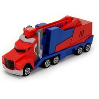 DICKIE Transformers Mission Racer Optimus Prime (203112003)