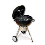 WEBER Holzkohlegrill One-Touch Premium Special Edition 57 cm schwarz