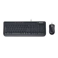 Microsoft Wired Keyboard 600 DE schwarz (APB-00008)