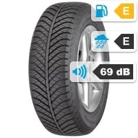 Goodyear Vector 4Seasons 185/65 R15 88T