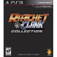 Ratchet & Clank Collection (ESRB) (PS3)