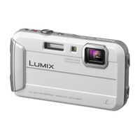 Panasonic Lumix DMC-FT25 weiß