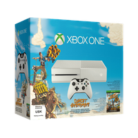 Microsoft Xbox One 500 GB weiß + Sunset Overdrive (Bundle)