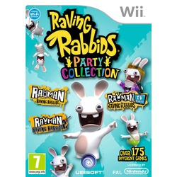 Rayman: Raving Rabbids - Party Collection (Wii)