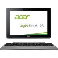 Acer Aspire Switch 10V SW5-014-169G 10.1 564GB Wi-Fi grau