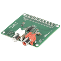 RPI HB DAC+ L - Raspberry Pi Shield - HiFiBerry DAC+ light