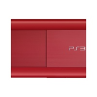 Sony PS3 Slim 12 GB rot