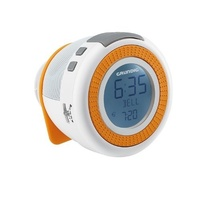Grundig Sonoclock 230 USB weiß/orange