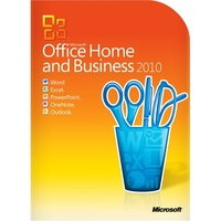 Microsoft Office Home and Business 2010 ESD DE Win
