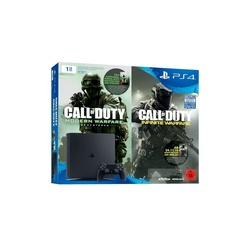 Sony PS4 Slim 1TB + Call of Duty: Infinite Warfare - Legacy Edition + Call of Duty: Modern Warfare - Remastered (Bundle)