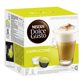nescaf dolce gusto cappuccino 16 kapseln preisvergleich. Black Bedroom Furniture Sets. Home Design Ideas