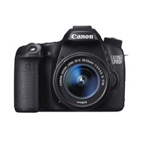 Canon EOS 70D + 18-55mm IS STM + Tamron 70-300mm Di VC USD