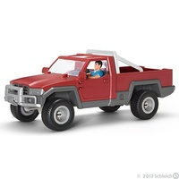 Schleich Farm Life - Pick-Up inkl. Fahrer (42090)
