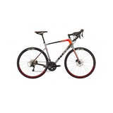 Cube Attain GTC Pro Disc 28 Zoll RH 50 cm grey'n'flashred 2016