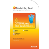 Microsoft Office Home and Business 2010 PKC DE Win