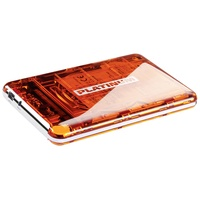 PLATINUM MyDrive 640GB transparent orange (103123)