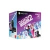 Microsoft Xbox 360 Slim 4 GB + Dance Central 2 + Kinect Adventures (Bundle)