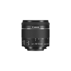 Canon EF-S 18-55mm F4,0-5,6 IS STM