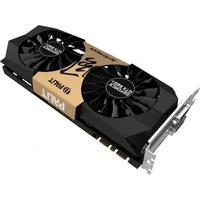 Palit GeForce GTX 660 Ti Jetstream, 2GB GDDR5, 1006MHz (NE5X66TH1049-1043J)