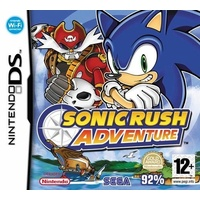 Sonic Rush Adventure (NDS)