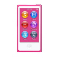 Apple iPod nano 16GB (7. Generation - Modell 2015) pink