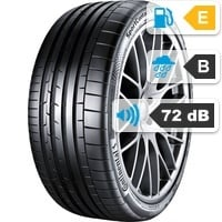 Continental SportContact 6 FR 255/35 R19 96Y