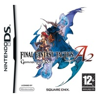 Final Fantasy Tactics A2: Grimoire of the Rift (NDS)