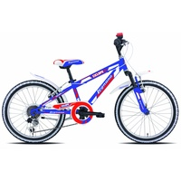Legnano Ciclope 20 Zoll blue/red