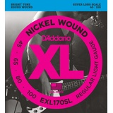 DAddario EXL170SL Bass Super Long Scale  045-100