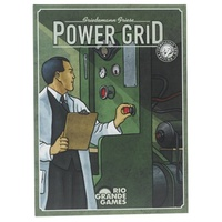 Rio Grande Games 240 - Power Grid