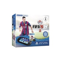 Sony PS Vita WiFi + FIFA 15 + 4GB Speicherkarte (Bundle)