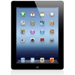 Apple iPad 4 mit Retina Display 9.7 32GB Wi-Fi schwarz