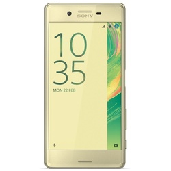 Sony Xperia X 32GB lime gold