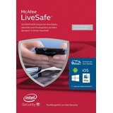 McAfee LiveSafe 2016 DE Win Mac Android iOS